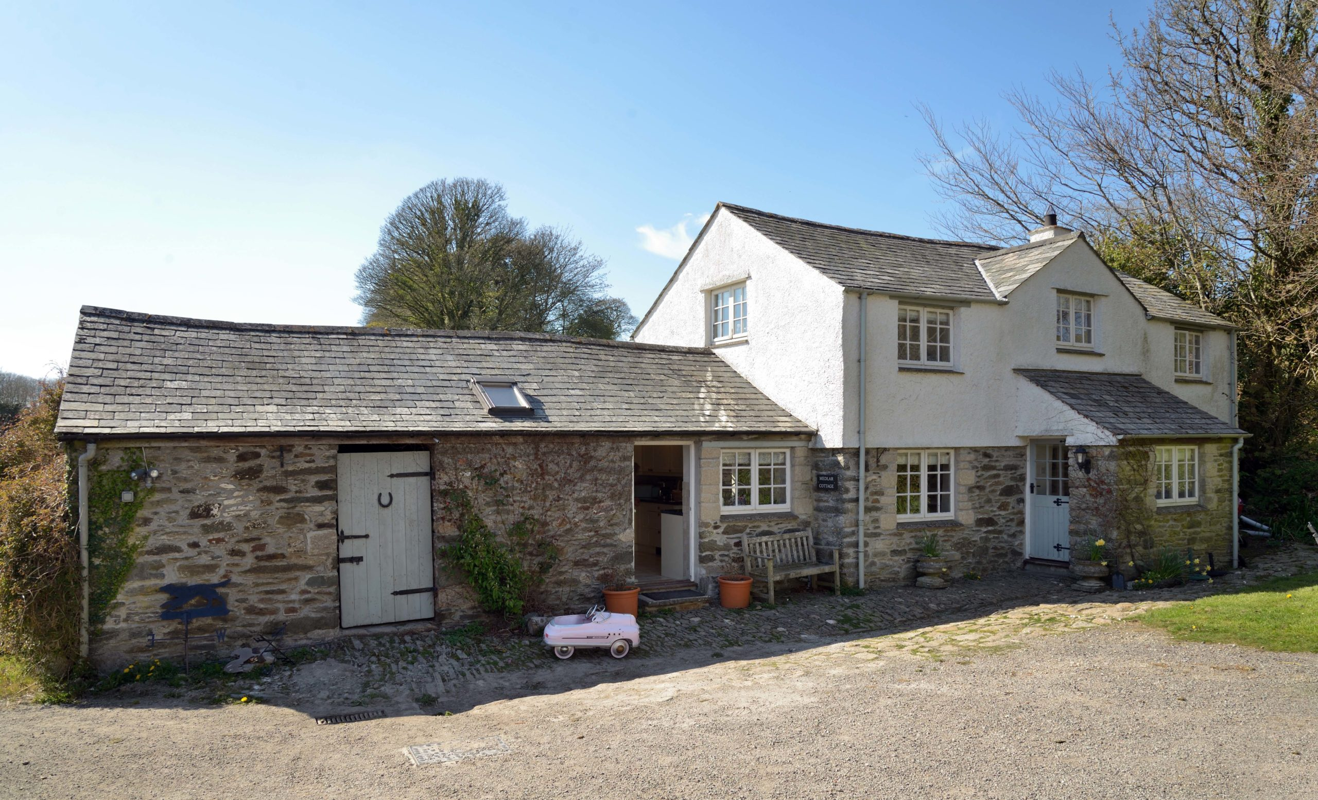 The Dartmoor Holidy Cottage Co, owner Annie Hall.